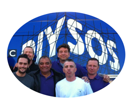 Wood flooring installers as seen on DIY SOS