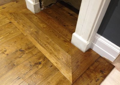 High quality wood floor fitters
