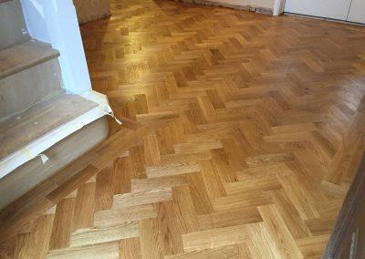 High quality parquet flooring