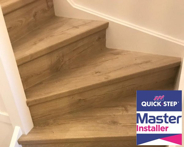 Quickstep flooring Installer in East Herts